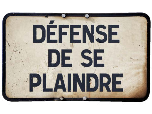 defense-de-se-plaindre-297