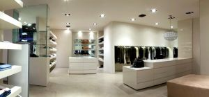 Fashion & specialty stores