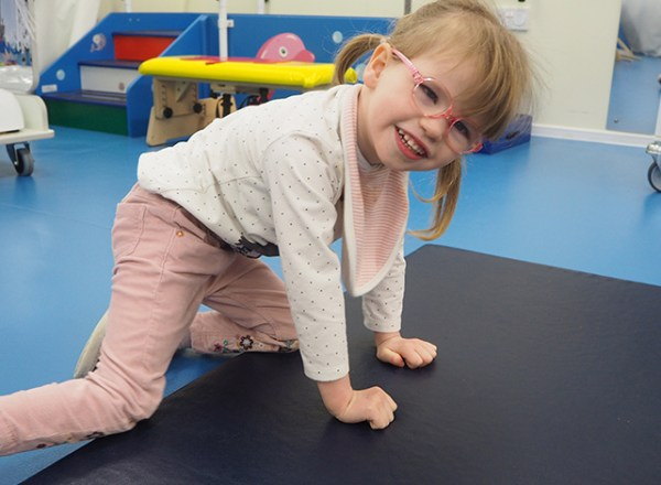 Help for children who have a disability affecting their movement control.