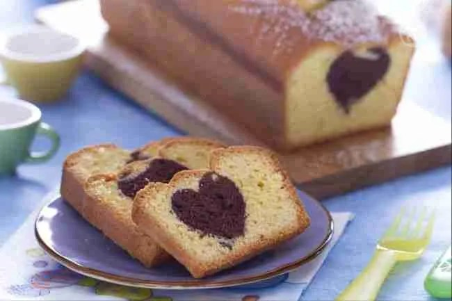 Ricetta per San Valentino: Plumcake romantico