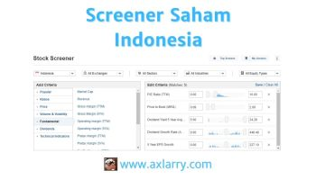Screener Saham