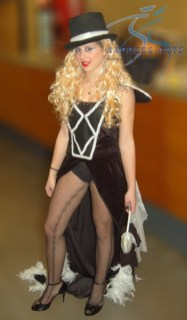 Nicole Kidman - Satine em Moulin Rouge