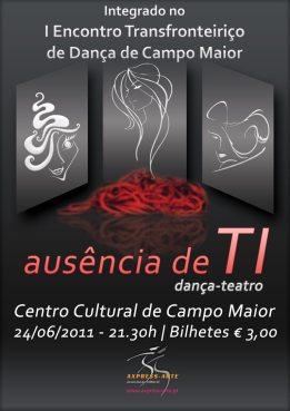 Ausência de Ti | Dança-Teatro