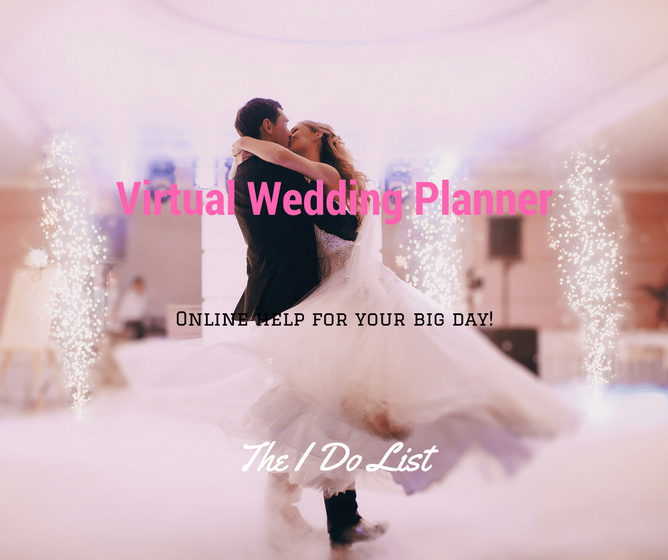 Virtual Wedding Planner - Online help for your big day!