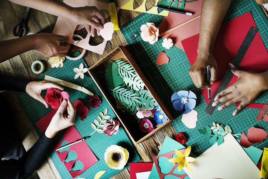 5 Easy Art Projects To Relieve Stress
