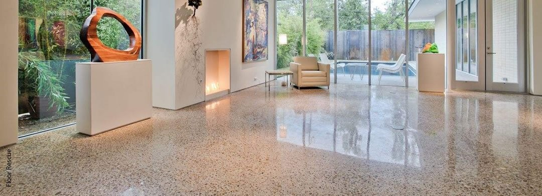 8 Benefits of Concrete Flooring For a Building That You Must Know