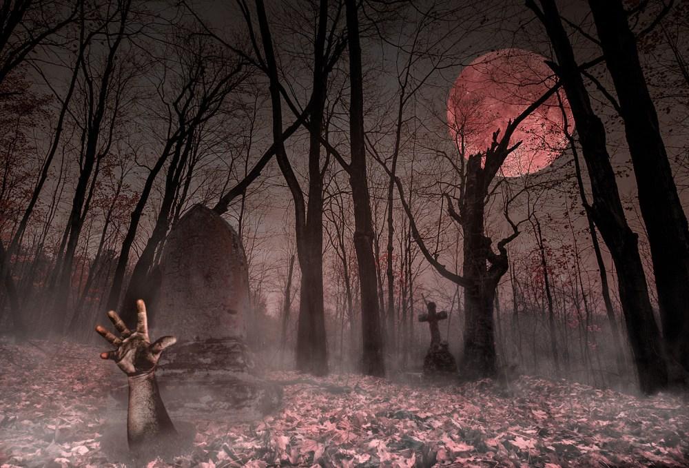 halloween-zombie-composite