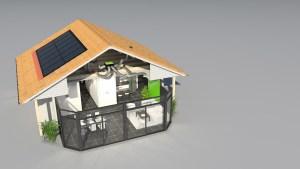 Panneaux solaires hybrides Systovi