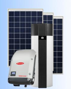 O'XUN Kit avec ballon thermodynamique