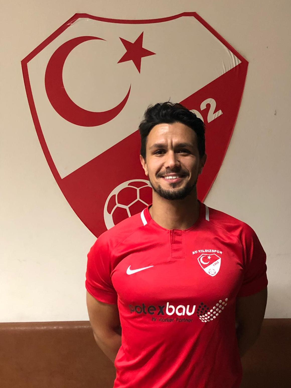 Ridvan Köse verstärkt die Verteidigung