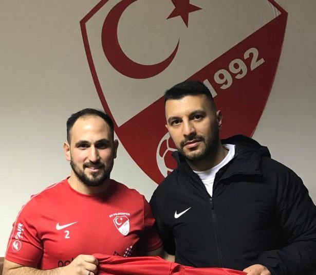 Ahmet Özdal wechselt zu Ay-Yildizspor