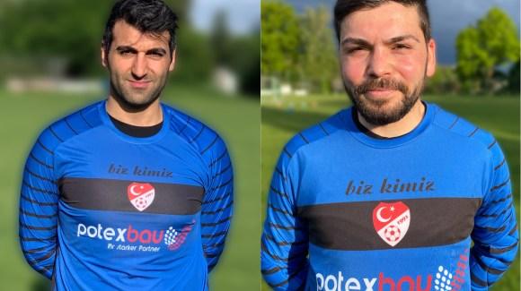 Mehmet Kocakaya und Cem Yorulmaz werden weiterhin das Tor sauber halten