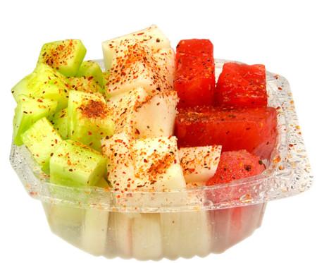Snacks saludables para los niños en esta cuarentena
