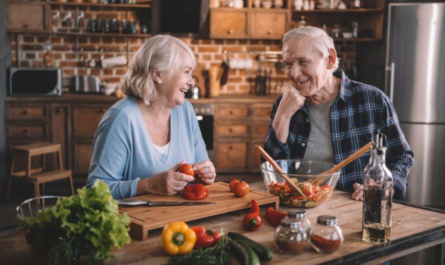 Nutrición y envejecimiento saludable (Día del Abuelo)