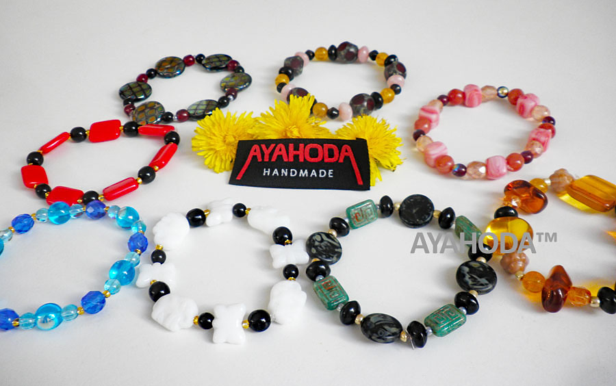 Ayahoda Handmade Glass Beaded Bracelets Retail Supplier