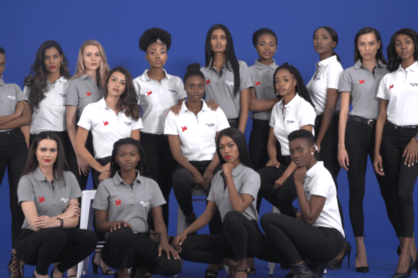 Miss SA's Top 16 on the importance of role models