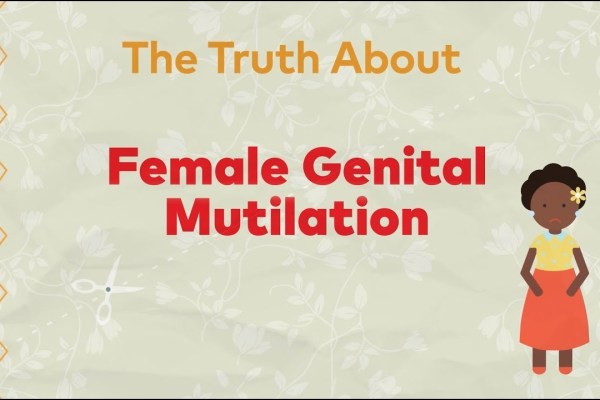 Good and bad side of female genital mutilation