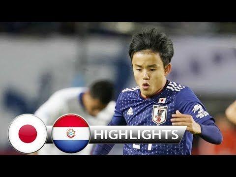 【海外】「こんなに実力差があったのか」日本代表が親善試合でパラグアイ相手に演じた完勝劇に海外も興奮