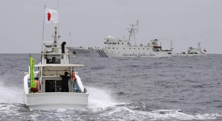 【海外】「尖閣は日本の領土だ、日本は負けるな!」中国政府の尖閣への日本漁船侵入阻止要求に海外もびっくり仰天!