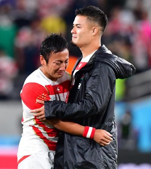 【海外】「彼らは強くなって戻って来ると信じている」ラグビーW杯公式動画で観る最後の日本の戦いが感動的すぎると海外で絶賛