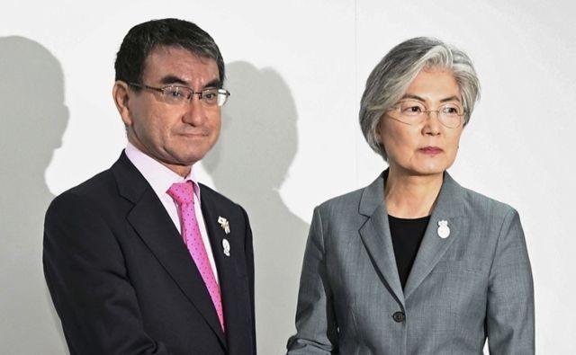 韓国の「ホワイト国」外しで関係はさらに悪化 アジア株式市場は軒並み下落