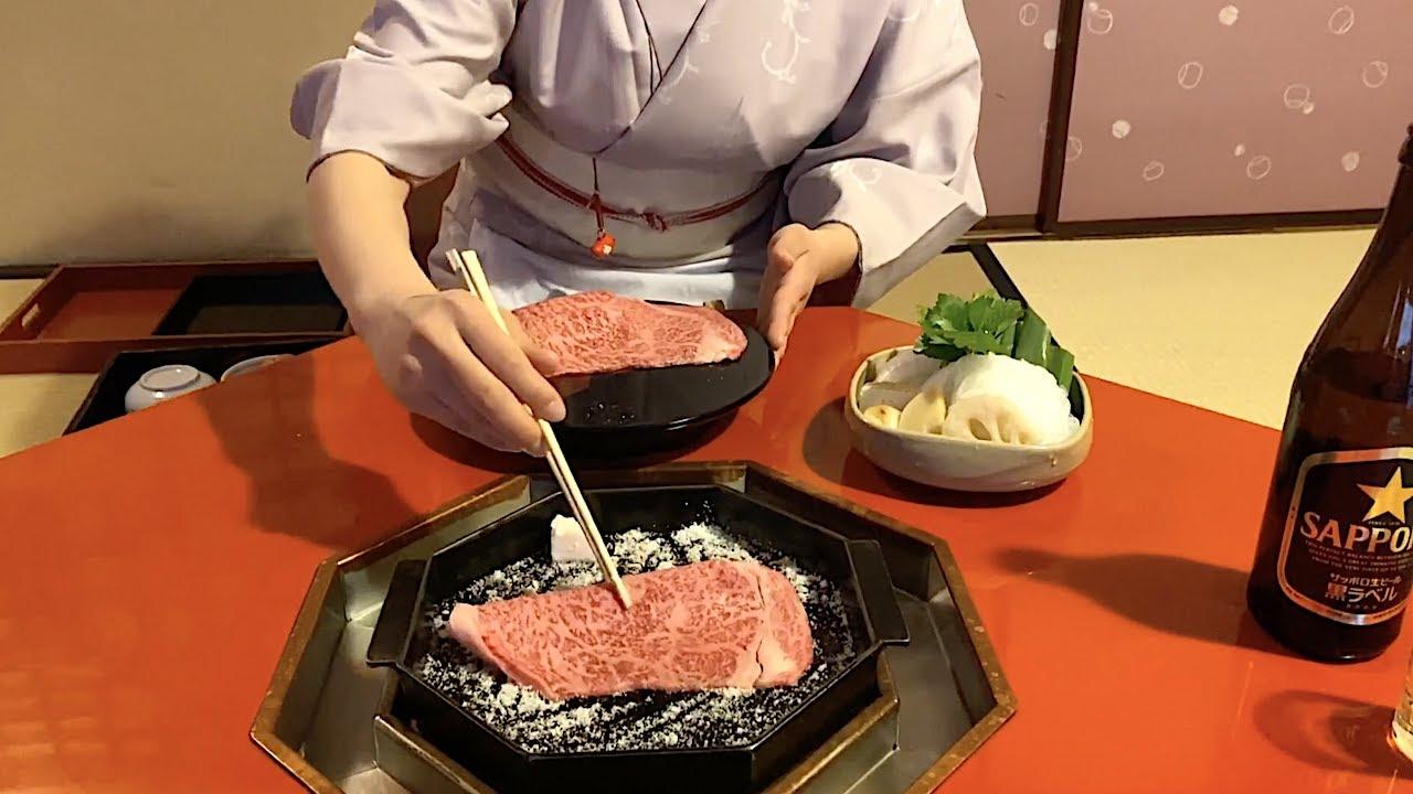 【海外】「日本のすき焼きが超美味そうなんだが」京都で人気の極上和牛すき焼きを海外絶賛!