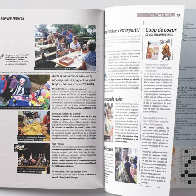 Bulletin Municipal de Rédéné