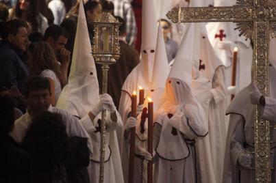 Penitentes Semana Santa