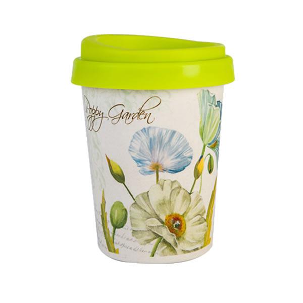 Bamboo Fiber Tea Cup K28502M#6502