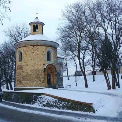 Rotunda of St Martin