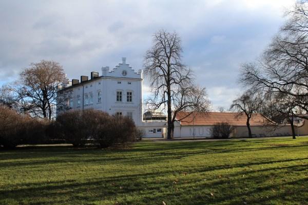 Museum Kampa of Ms Meda Mladkova