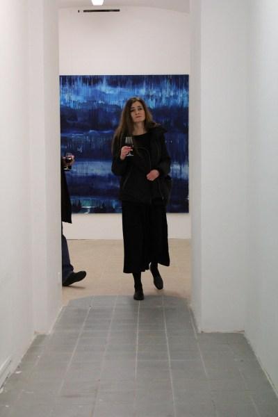 Nova galerie, Vinohrady, Prague