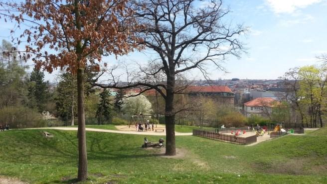 Sacre Coeur_playground_Prague