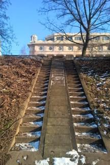 Lookingupstairs_to_PodoslskaVodarna_Winterphoto