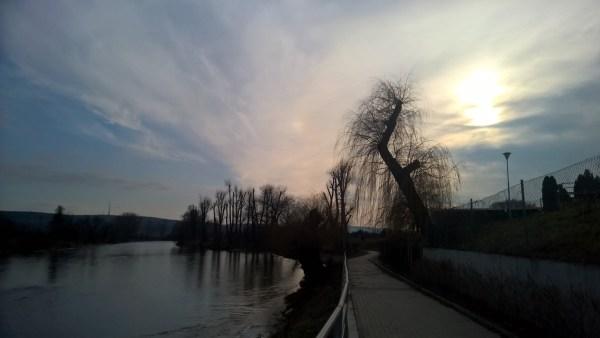 Prague outskirts - walk along the river Berounka