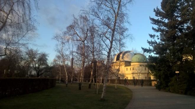 Petrin Stefanikova Hvezdarna Observatory