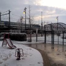 Prague-railway-bridge-playground-Vyton-wintercity