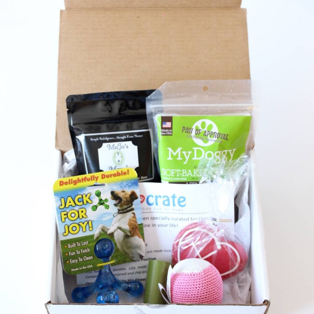 PupCrate February 2016 3