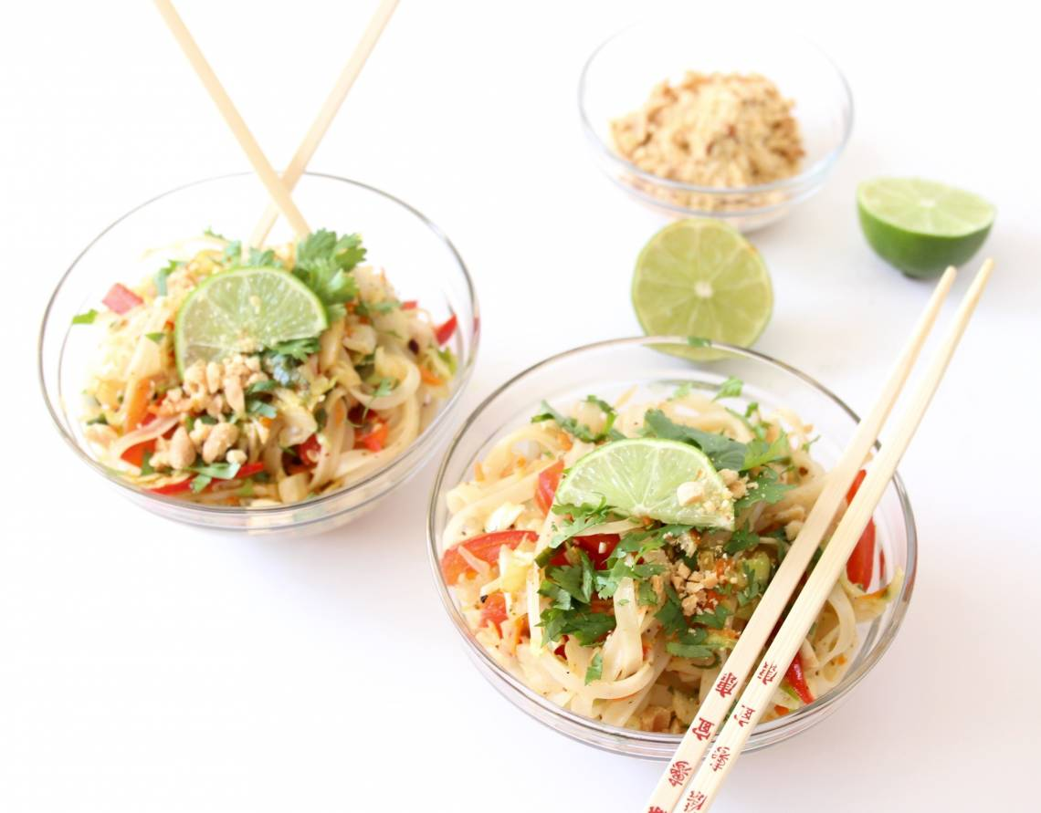 Glass Noodle Stir Fry 1