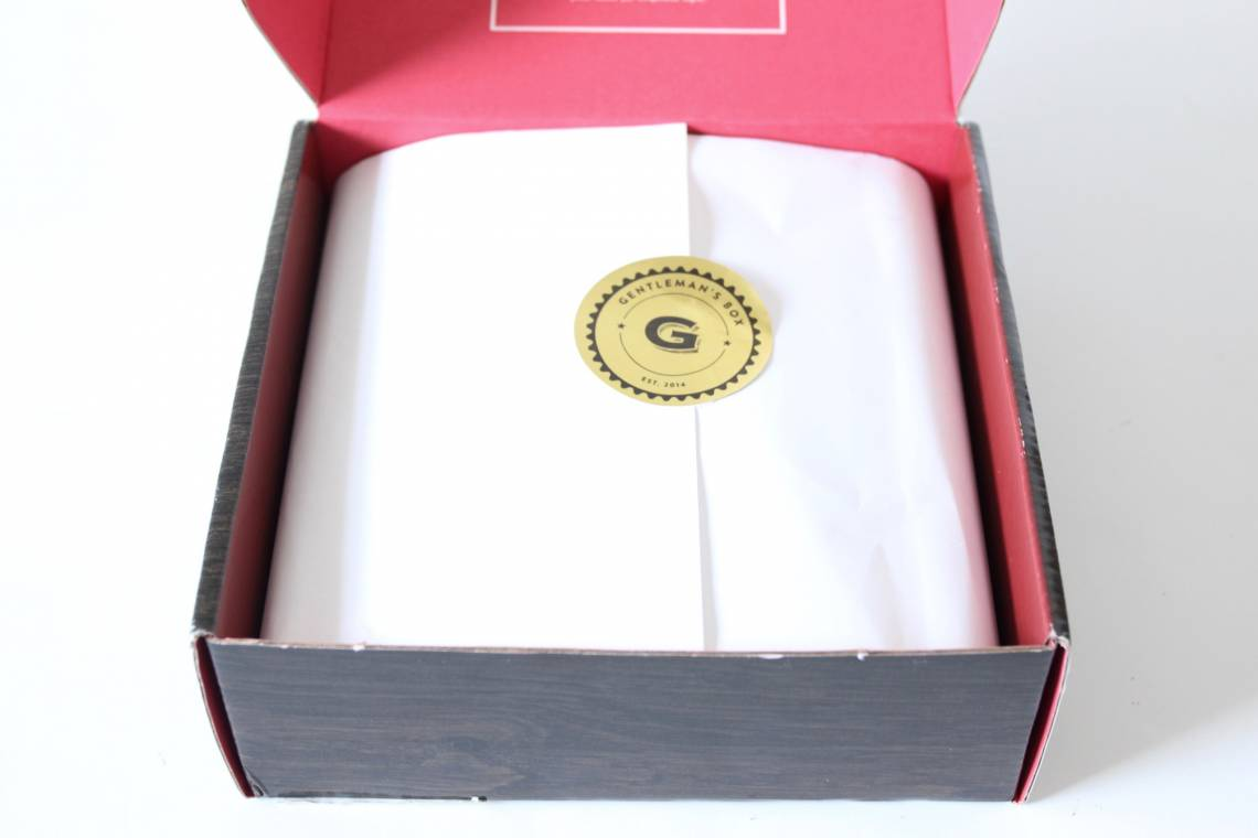 Gentleman's Box April 2016 2