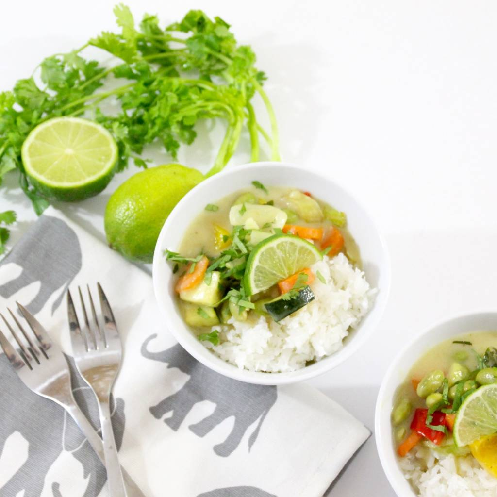 Green Curry - Hamptons Lane 4