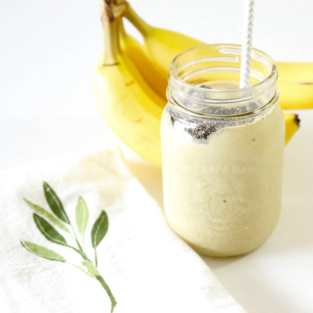 Peanut Butter Banana Smoothie - Super Gains Pack 5