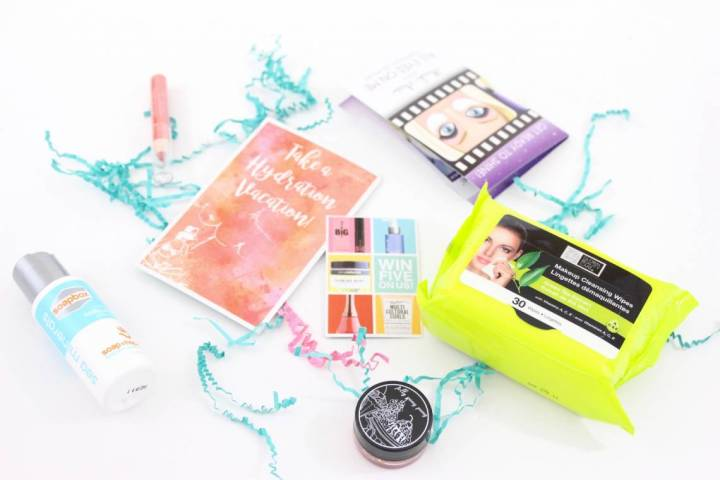 Beauty Box 5 May 2016 5