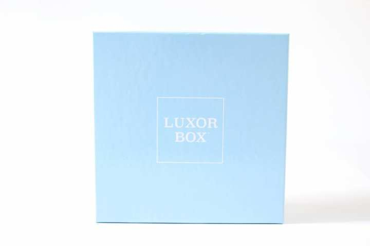 Luxor Box Review May 2016 - 1