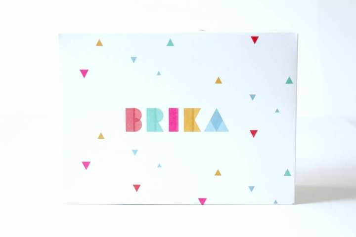 Brika Subscription Gift Box Review June 2016 1