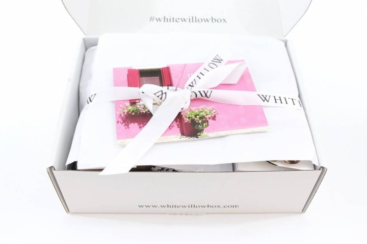 White Willow Box Review June 2016 2