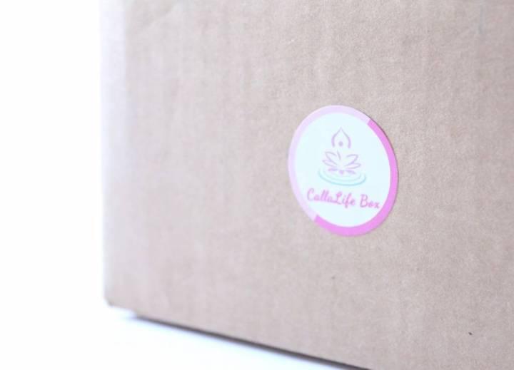 CallaLife Box Review July 2016 1