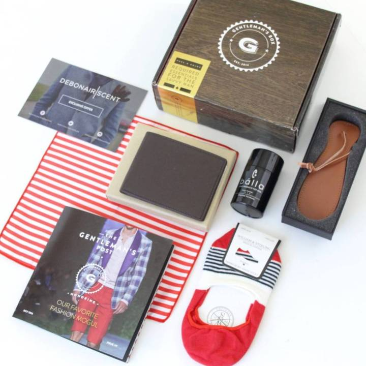 Gentleman's Box Unboxing July 2016 - 5