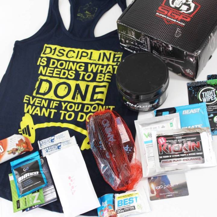 Super Gains Pack Review July 2016 4