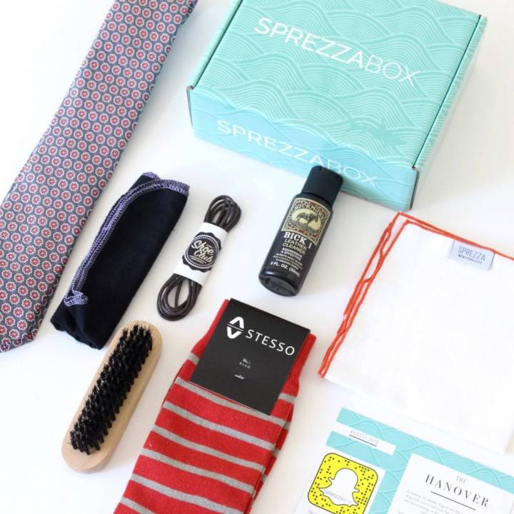 SprezzaBox Review August 2016 6
